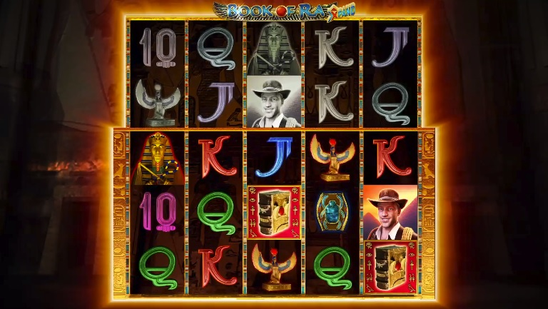 book of ra xpand free spins