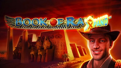 book of ra xpand slot casino